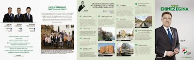Hechos para Getxo: Equipo y proyectos