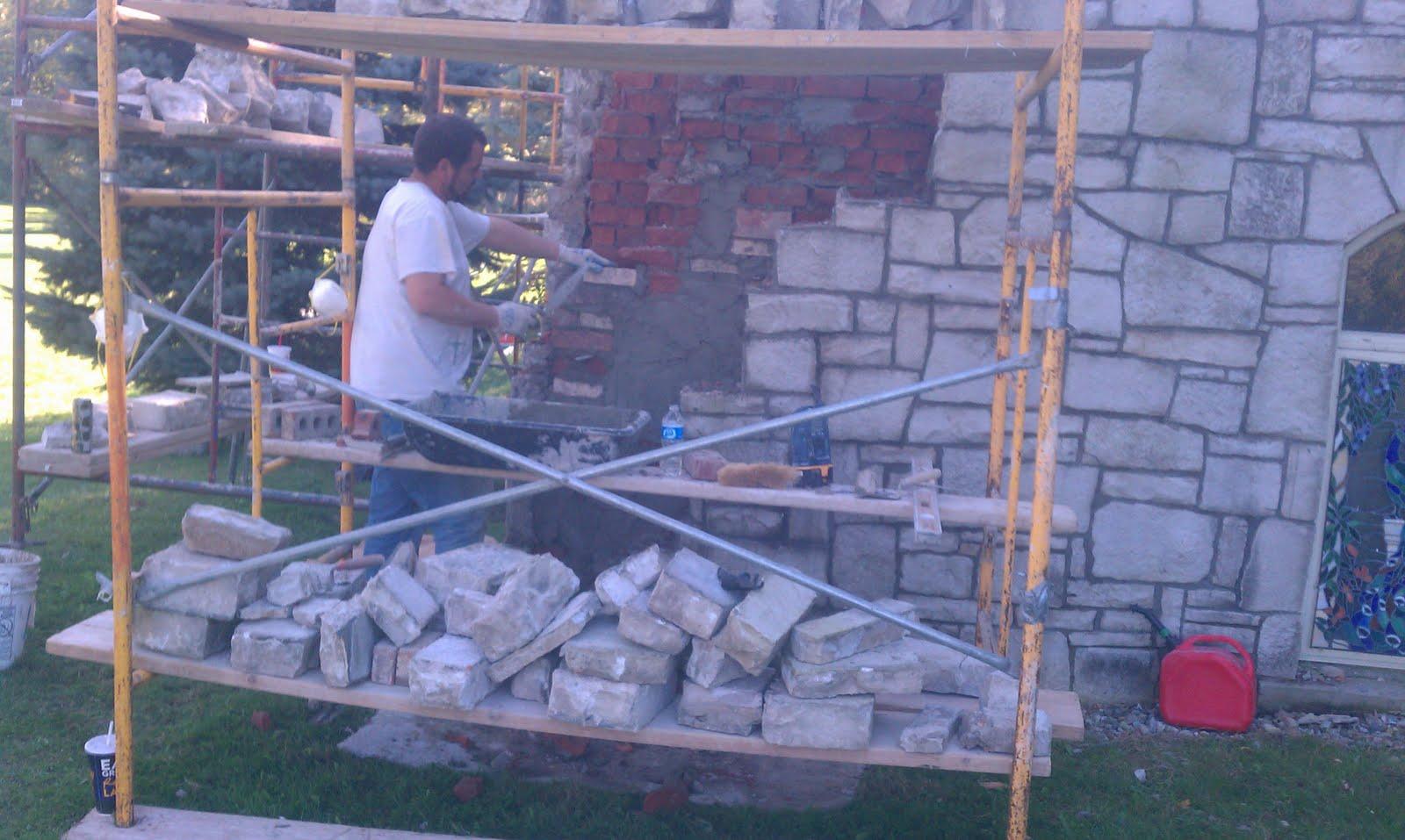 Michigan Bricklaying 313 355 3719