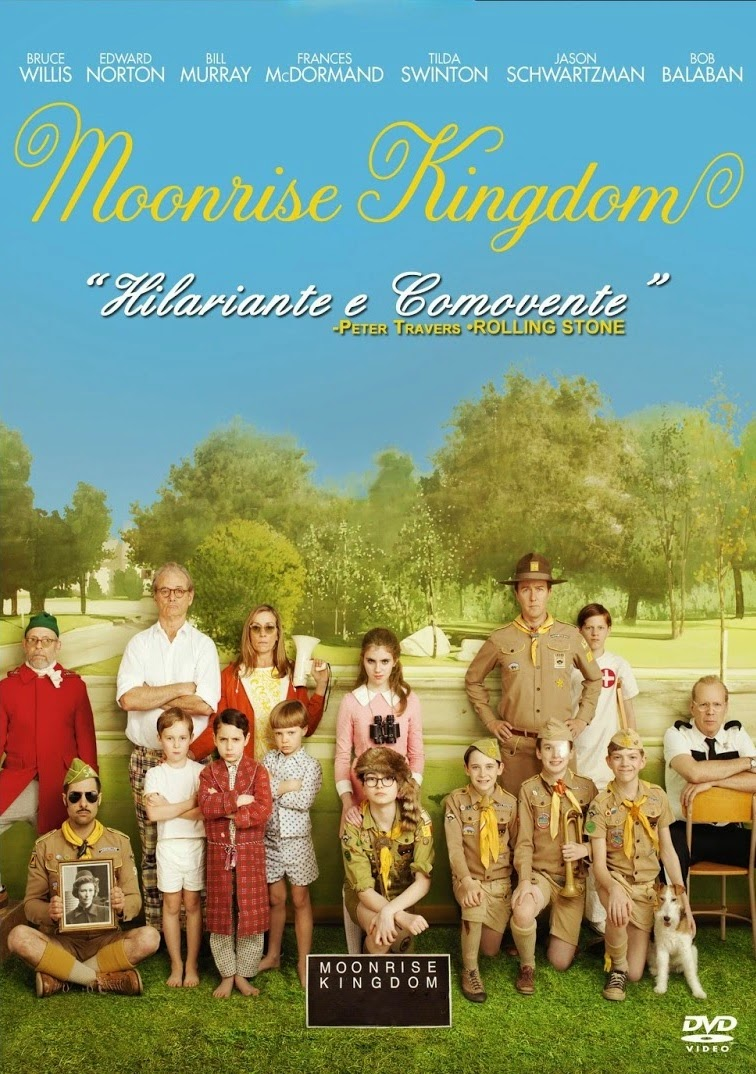 Moonrise Kingdom – Dublado (2012)