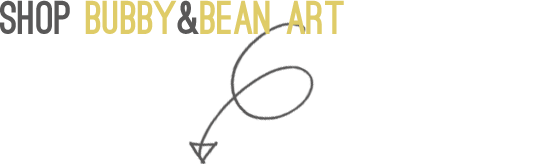 shop Bubby and Bean Art