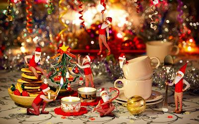 Papel de Parede para PC hd Natal Christmas wallpaper background