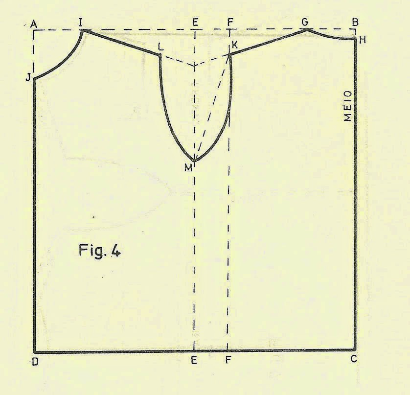 molde camisa de pagão