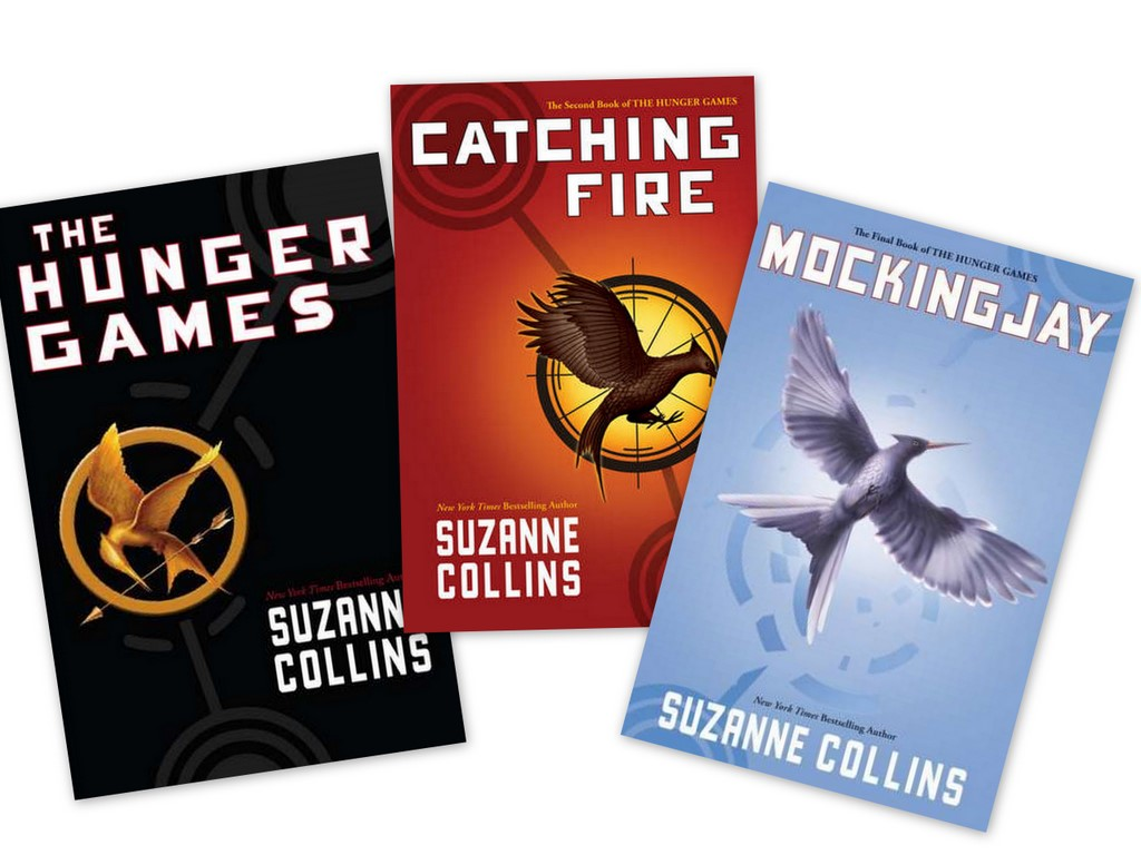 a summary of the book the hunger games by suzanne collins Suzanne collins, author of the hunger games trilogy  underage characters in  alarming fashion or ending the series on a note she must have.