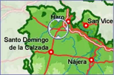 plano la rioja Haro plan parcial El Marugal Tirgo elbloginmobiliario.com