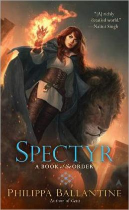Spectyr by Philippa Ballantine (Book of the Order #2)