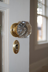 Doorknob from Entrance Hall