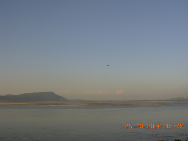 View of the Brahmaputra
