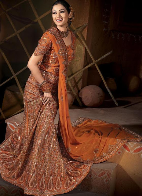 Indian Lehnga Embroidered 2011