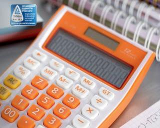 Kalkulator z Biedronki