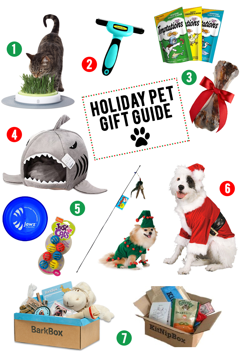 Holiday Pet Gift Guild - littleladylittlecity.com