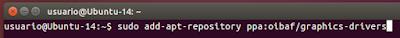 sudo add-apt-repository ppa:oibaf/graphics-drivers