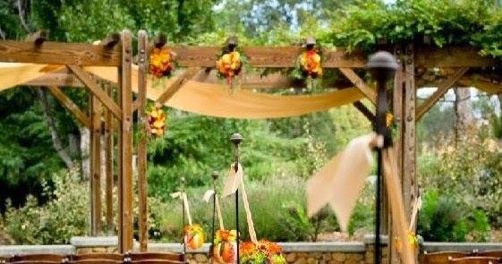 Autumn Wedding Themes And Ideas