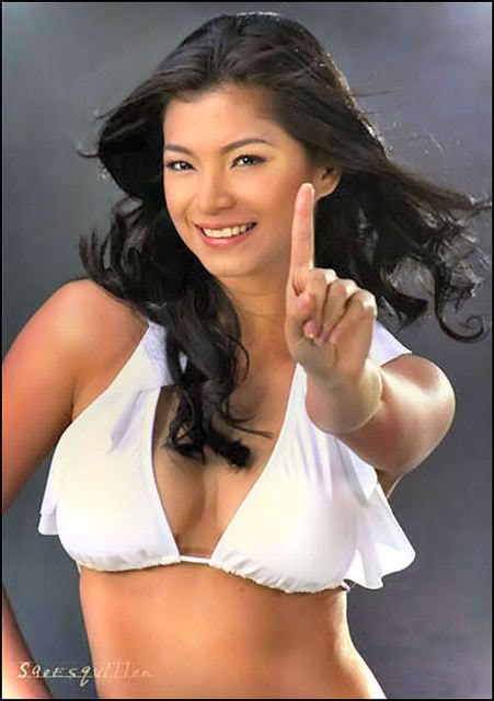 angel locsin sexy boob cleavage 01