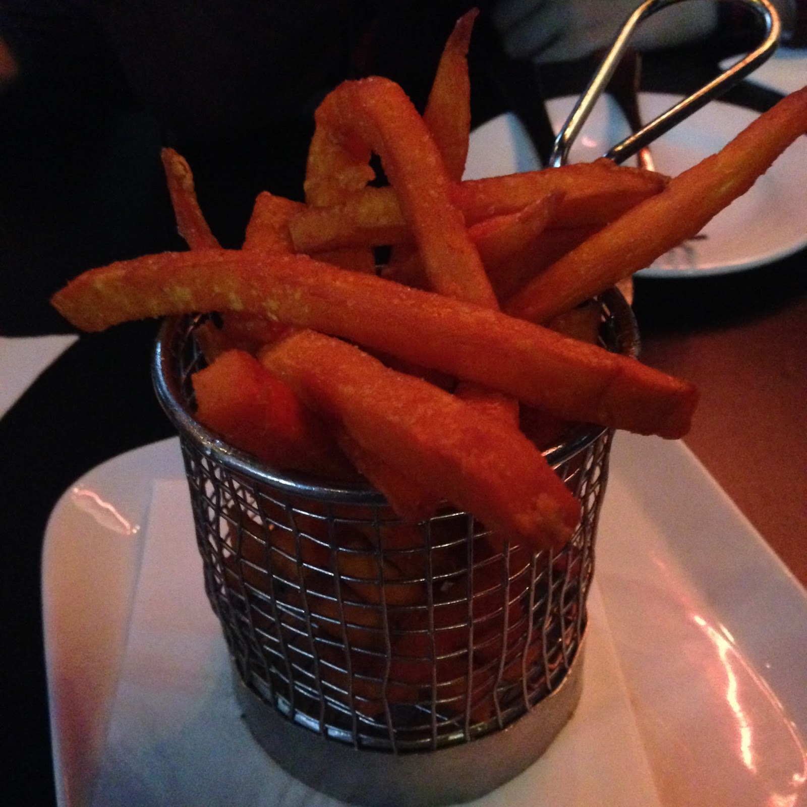 curious squire, adelaide, food, north adelaide, fries, sweet potato, dinner, lunch