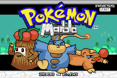 FireRed Hack - Pokemon Marble Version [English] Marble