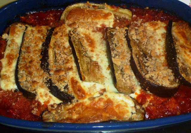 Aubergine Recipes Italian Food