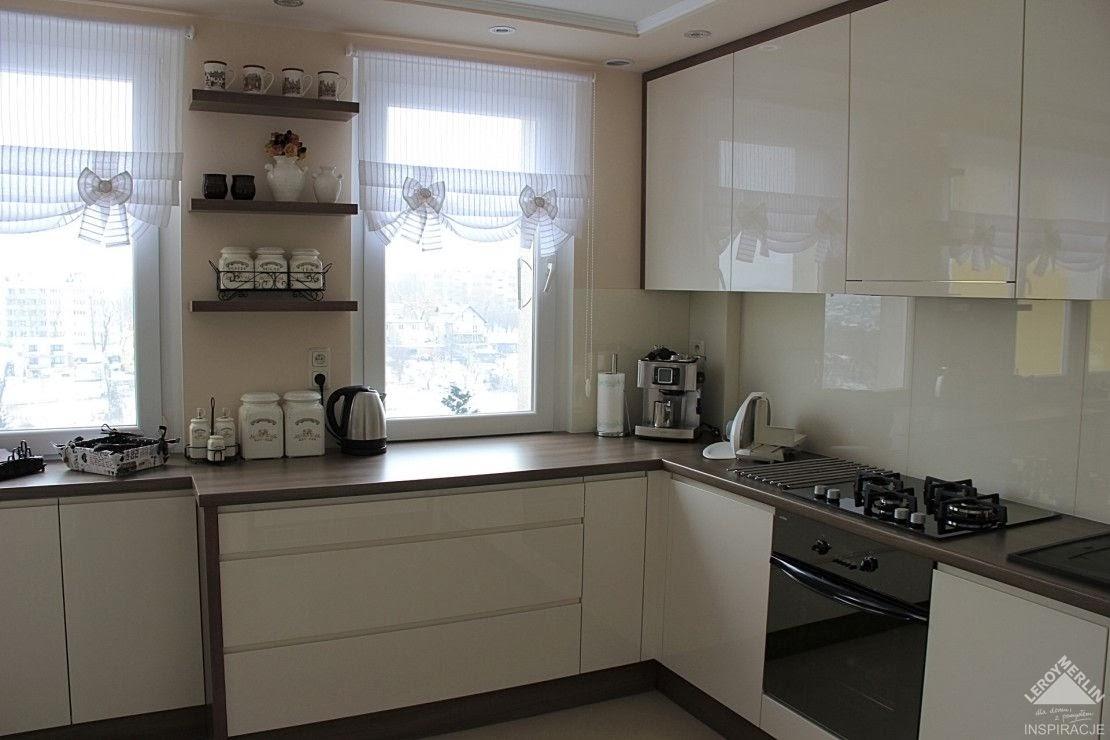 Eweliśka Jasna kuchnia w nowym mieszkaniu -> Kuchnia Gazowa Czy Indukcyjna Koszty
