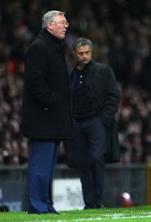 Jumpa Mourinho Lagi, Fergie Dibayangi Rekor Buruk | Jelang Liga Champions