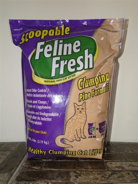 Pine Clumping Litter is Very Good For Cats