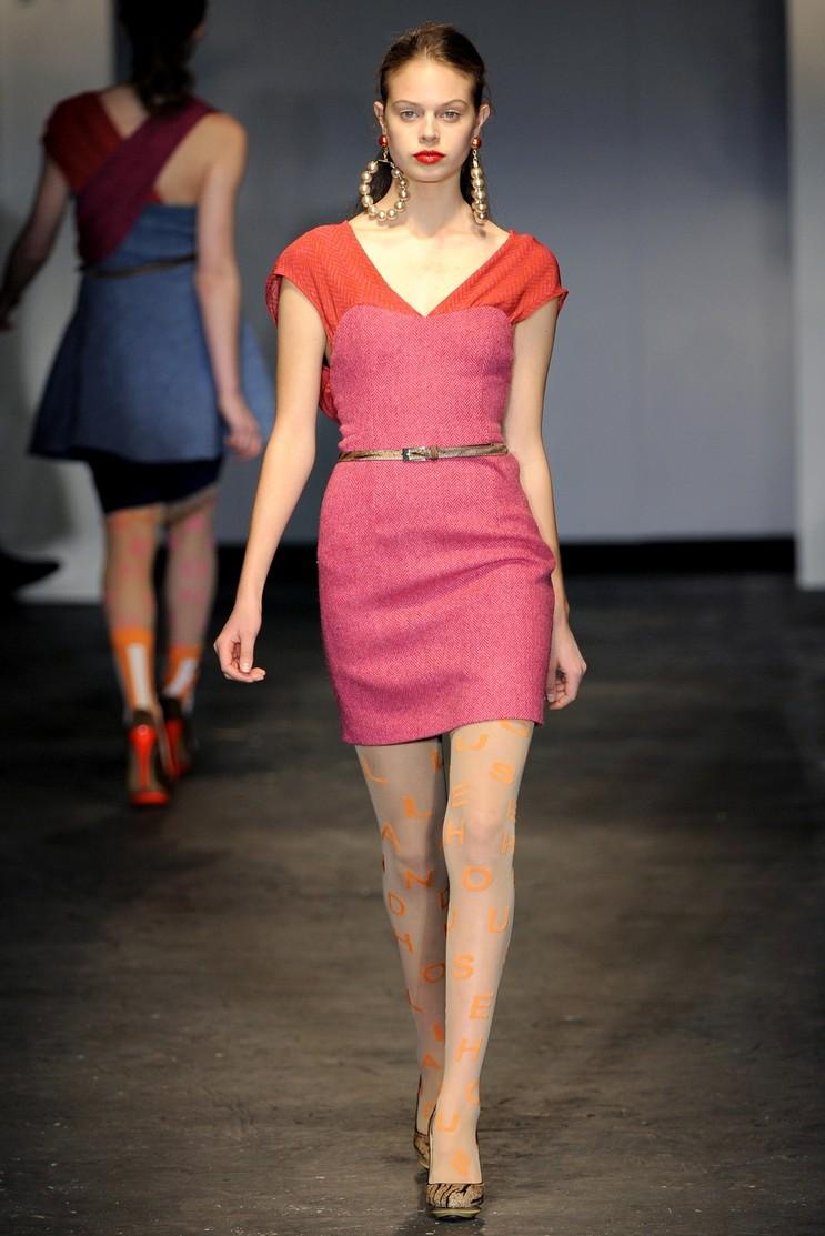 Модные колготки 2012 24 фотография