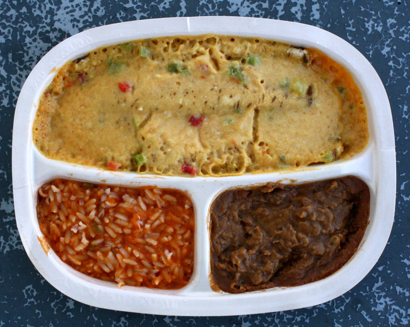 The 99 cent chef deal of the day queso enchilada dinner as with many cheap frozen mexican meals they are loaded with ingredients too many to read all the way through so this is something you dont want to forumfinder Choice Image