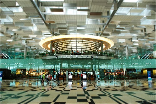 Changi International Airport Singapore