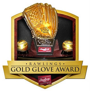 color trademark subject: gold glove award