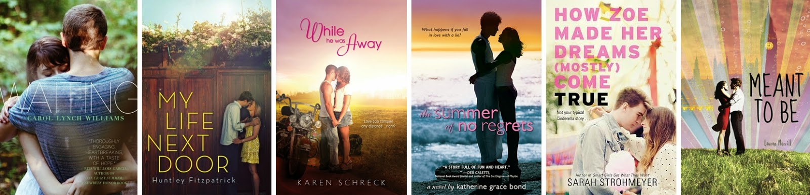 Couples So You Usually Only Find These Ones Of Cute Summery Contemporaries Like Always The Ive Picked Out Does It Make Guys Feel Incredibly