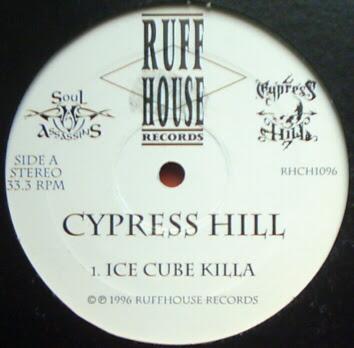 Cypress Hill – Ice Cube Killa (VLS) (1996) (VBR)