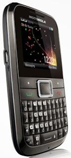 Motorola EX109 dualsim