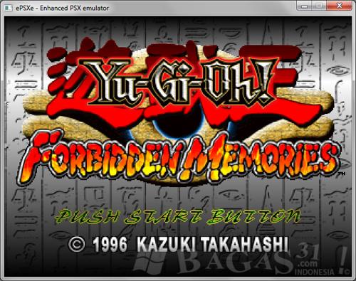 Yu-Gi-Oh! - Forbidden Memories 2