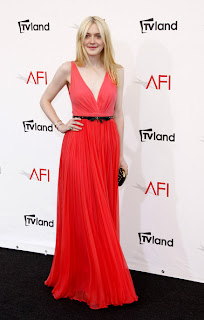 Dakota Fanning Photos Photos - 40th AFI Life Achievement