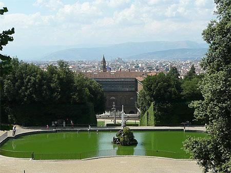 L Italia Di Zamorano Le Plus Bel Exemple De Jardin A L Italienne