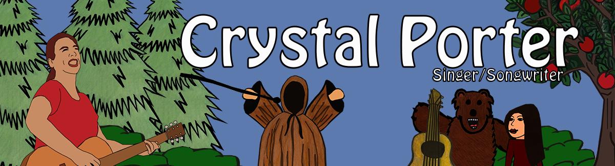 Crystal Porter  - Singer/Songwriter