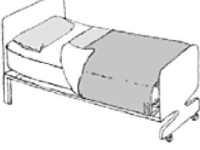 Fundamentos 1 tendido de cama abierta for Cama abierta