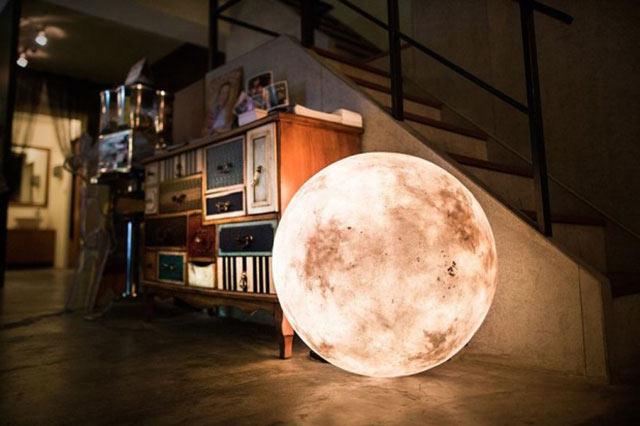 La Lámpara Luna trae la Luna a tu hogar