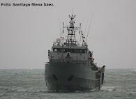 BARCOS EN MÁLAGA actualidad marítima por SANTIAGO MENA SÁEZ