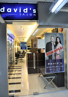 Dave Salon Cebu city hair cuts and more