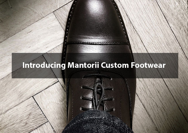 Mantorii Custom Footwear