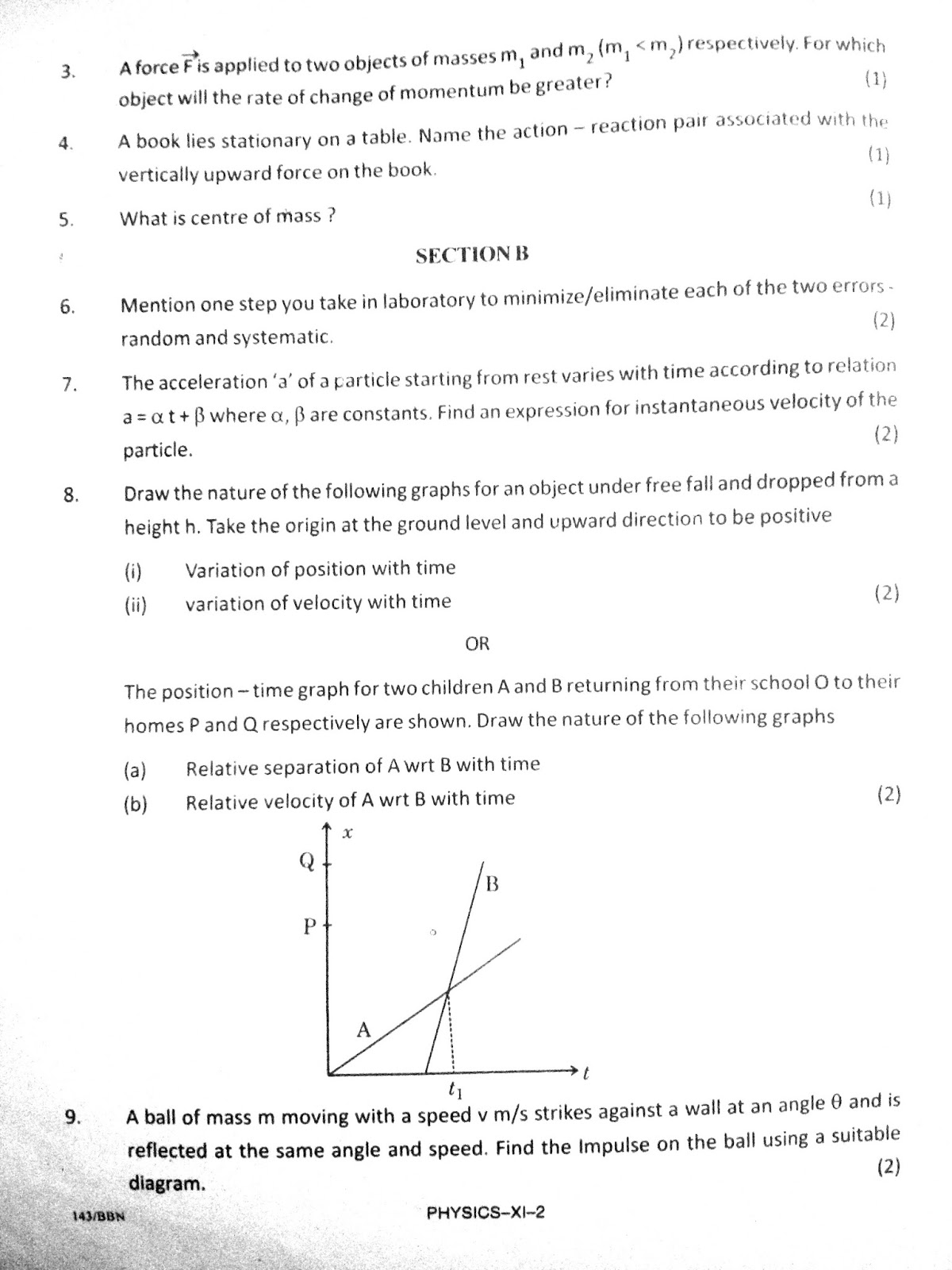 physics term papers Results for students  specifications and assessing practical skills in exam papers means you and your students can have  of equations required in physics.