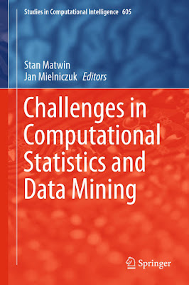 Challenges in Computational Statistics and Data Mining - Free Ebook Download