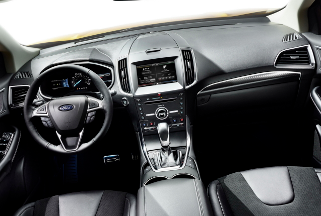 Ford's 2015 Edge Sport Offers More Power and Performance