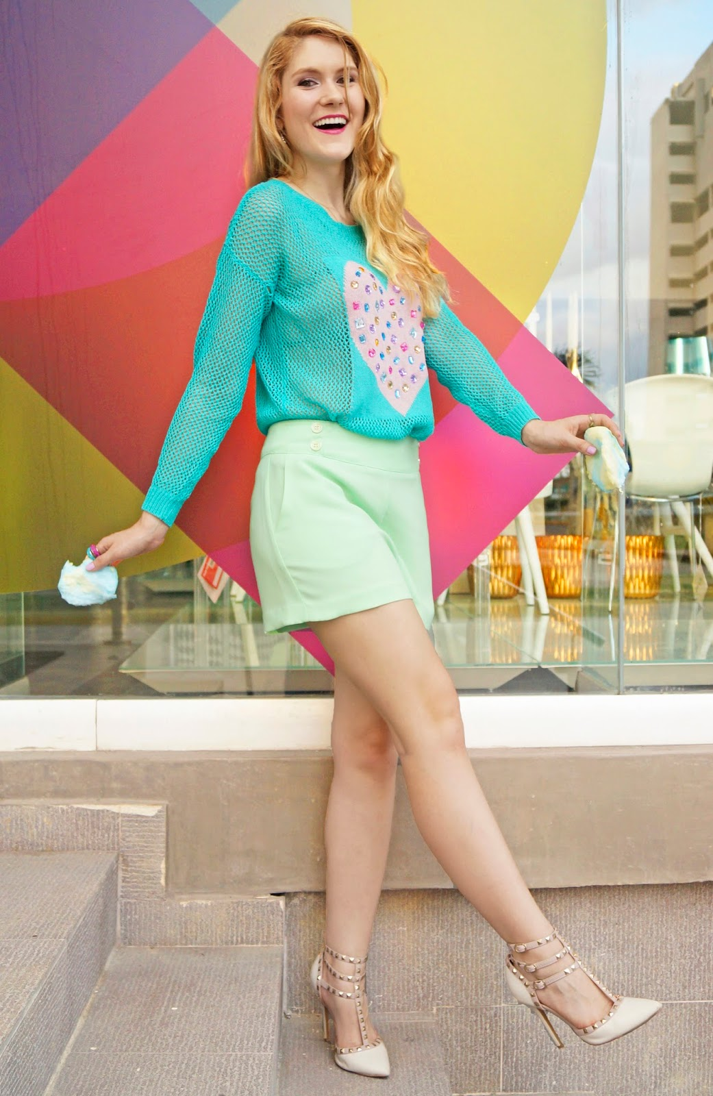 Love pastel outfits for Spring!