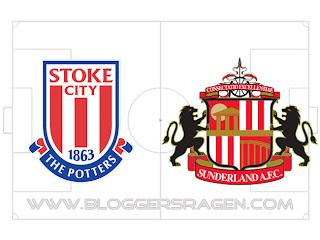 Prediksi Pertandingan Sunderland vs Stoke City