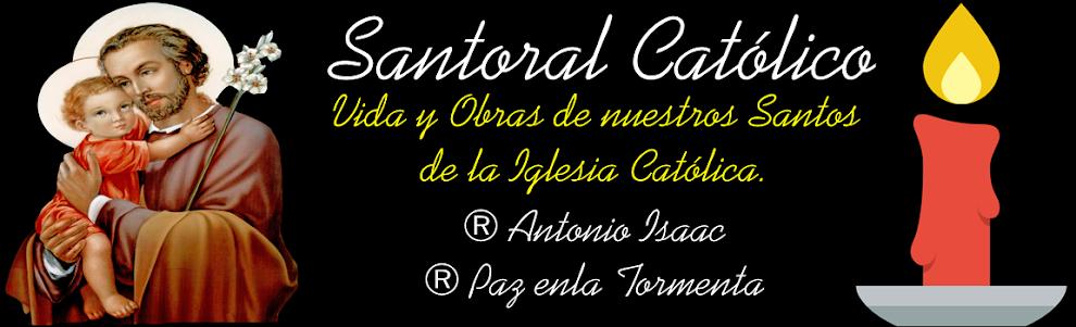 ® SANTORAL CATOLICO ®