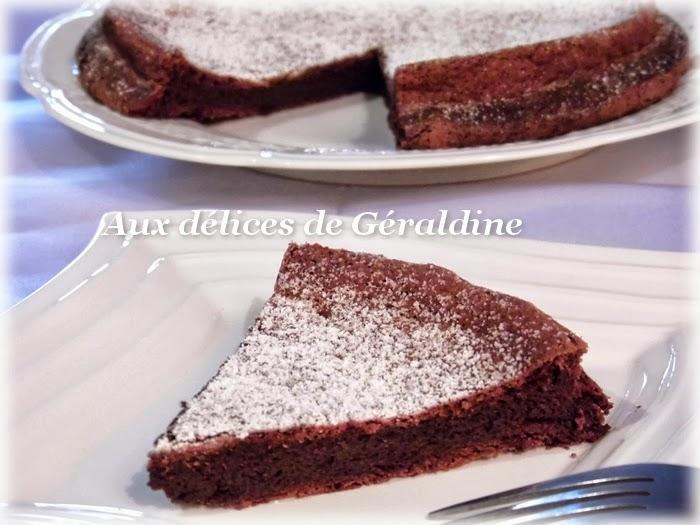 Gateau au chocolat sans farine les macarons la chartreuse - Gateau au chocolat sans farine ...