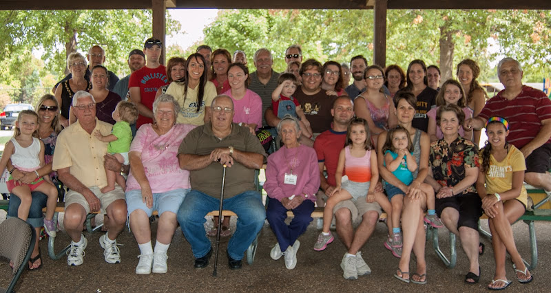 Arconati Family Reunion 2012