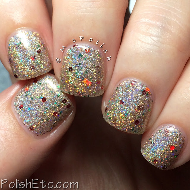 The First Gift of Christmas Collaboration Box - Ever After Polish - McPolish - Believe