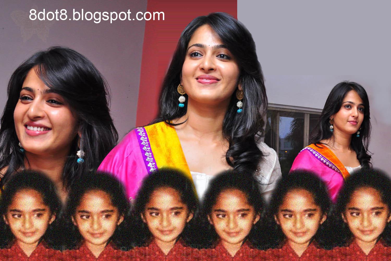 anushka shetty in childhood wwwimgkidcom the image