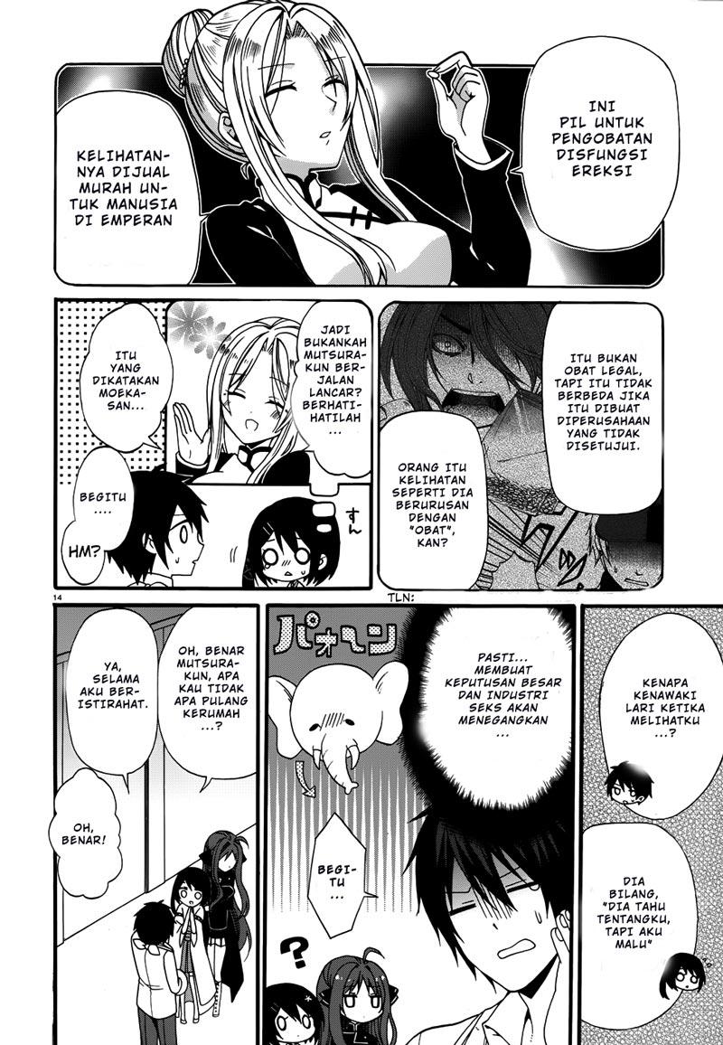 Komik dracu riot 005 6 Indonesia dracu riot 005 Terbaru 14|Baca Manga Komik Indonesia|